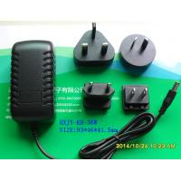 Buy cheap Can be removable nipple power adapter (HJXY-KH-36W) from wholesalers