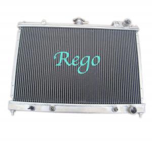 Cheap Water Cooling Aluminum Car Radiators For Nissan Pintara / Skyline R31 86 - 93 wholesale