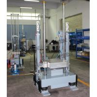 Cheap High Accuracy Pneumatic Mechanical Shock And Impact Tester Table Size 500*600mm wholesale