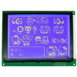 Cheap Dot Matrix Type Graphic LCD Module COB Bonding Mode For Communication Equipment wholesale