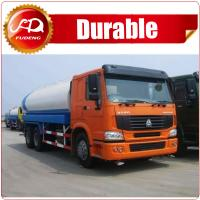 Cheap HOWO 290HP 6*4 Water Tank Truck For Sale wholesale