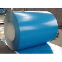 Cheap Clean Room Color Coated Steel Coil 0.4 - 0.8 Mm Thickness Pre Painted Steel Coil wholesale