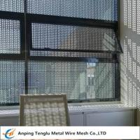 Cheap Perforated Aluminum Security Screens Superior Strength and Security wholesale