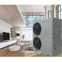 China 13kw Side Blown Evi High Temperature Air Source Heat Pump Ultra Quiet CCC on sale