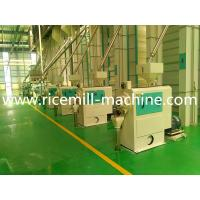 Cheap 30-45 KW Big Output 5TPH Rice Whitener THNS5500 With Air Inlet wholesale