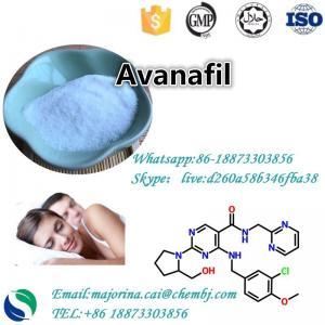 Cheap Avanafil Sexual Enhancement For Erectile Dysfunction CAS 330784-47-9 wholesale