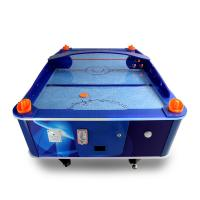 China Blue Indoor Air Hockey Table , Sports Game Air Hockey Table Tennis Table on sale