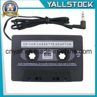 Cheap Car Cassette Tape Adapter for iPod MP3 iPhone -I2258 wholesale