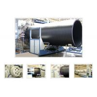 Cheap steel drainage 300-3000mm PE-Steel Winding Pipe Extrusion Line wholesale