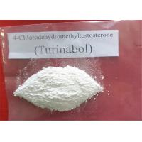 Buy cheap CAS 2446-23-3 Anabolic Oral Steroids 4-Chlorodehydromethyltestosterone Turinabol from wholesalers