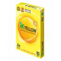 Quality IK Yellow A4 copy Paper 80gsm/75gsm/70gsm for sale
