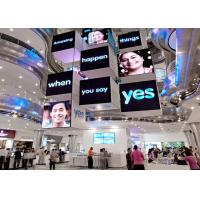Buy cheap Ip43 Indoor Full Color LED Billboards P3.91 installed in Shopping Mall and City Centure from wholesalers