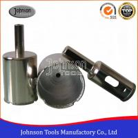 Cheap Electroplated Diamond Tools Diamond Core Bit For Drilling Glass / Ceramic / Tile wholesale