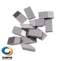Cheap Wood Cutting Tungsten Carbide Cutting Tips Hard Metal Material Chemical Resistance wholesale
