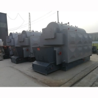 China Water Tube 4 - 10 ton , 10 - 25 ton Coal Bagasse Fired Steam Boiler For Sugar Industry,Sugar Mill, Sugar plant on sale