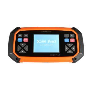 Cheap OBDSTAR X300 PRO3 Car Key Programmer Key Master with Immobiliser + Odometer Adjustment +EEPROM/PIC+OBDII Update Online wholesale