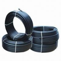 Buy cheap PE100 HDPE Pipe, Ideal for Water, Gas and Oil Supply from wholesalers