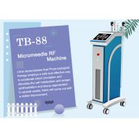 Buy cheap 2MHz Fractional RF Microneedle Machine For Skin Tightening And Smoothing from wholesalers