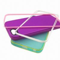 Cheap Case for iPhone 5 with PC and TPU wholesale