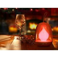 Cheap Multi - Color Warm White Decorative Led Night Candle Flame Portable Timer wholesale
