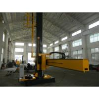 Buy cheap WM5070 Automatic Welding Machine Manipulator With Moving Self Align Welding from wholesalers