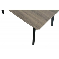 Cheap Thickened MDF 50mm H76cm Modern Wood Dinning Table wholesale