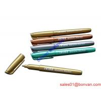 Cheap High quality metallic marker pen for promotional wholesale