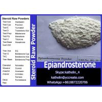 Buy cheap Raw Powder Muscle Gain Steroids Epiandrosterone Steroid For Bodybuilding CAS 481-29-8 from wholesalers