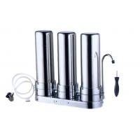Cheap Household Pre - Filtration Stainless Steel Water Purifier Countertop OEM Avaliable wholesale