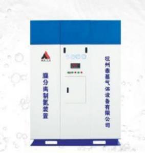 Cheap Membrane Separation Nitrogen Generator Device wholesale