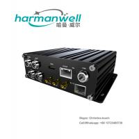 Cheap 720P AHD SD Card Mobile DVR/MDVR for Ambulance GPS+3G+WIFI Optional wholesale