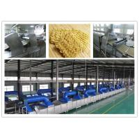 Cheap Automatic Chowmein Making Machine Non Frying Production No Fried Instant Noodle Line wholesale