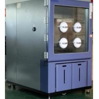 Buy cheap 15°C / Min Environmental Testing Equipment Energy - Efficient 150L Large Inner Glass Door from wholesalers