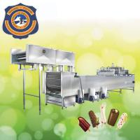 Cheap LY-6 Ice cream Linear colored machine wholesale