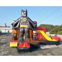 Cheap Customized  Inflatable Combo Bounce House For Boys Up To 3 Years Old wholesale