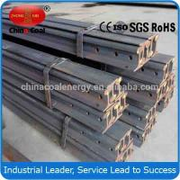 Cheap 2015 railroad Steel Rail Track with factory price wholesale