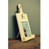 Cheap Cutting Board Style Wooden Mobile Holder Stand 15x10 Cm Apply To Home Decor wholesale