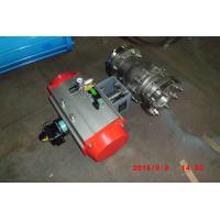 Buy cheap Full Port Split Body Metal Seated Ball Valve with BW / SW / Flange Connection from wholesalers