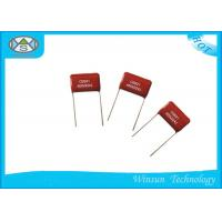 Cheap 0.1uF 0.2uF Metal Film Capacitor , Low Dissipation 104J 400V Capacitor wholesale