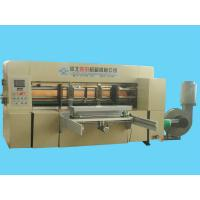 China Vacuum Adsorption Corrugated Paper Making Machine With Pneumatic Trimming on sale