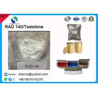Cheap 99% Purity Sarm Powder RAD140/RAD-140 Testolone Raw Material Bodybuilding Muscle Gain CAS 118237-47-0 wholesale