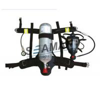 Buy cheap Firefighter Self Contained Air Breathing Apparatus Composite Cylinder Set from wholesalers