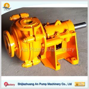 Cheap iron ore processing project slurry pumps wholesale