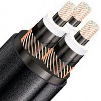 China LSZH Flame Retardant And Fire Resistant Cables Three Core For Underground on sale