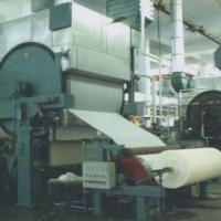 Cheap Tissue Paper Production Line/One Pulp Making Line, Uses Waste Water and Wood Pulp Materials wholesale