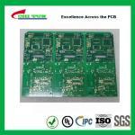 Cheap Custom PCB Boards Multilayer Pcb Fabrication Aeronautics IMMERSION GOLD + HARD GOLD wholesale