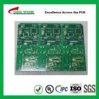 Cheap Custom PCB Boards Multilayer Pcb Fabrication Aeronautics IMMERSION GOLD + HARD GOLD wholesale