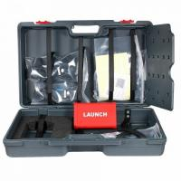 Launch X431 V+ Scanner 10.1 inch Tablet Global Version with X431 HD Module Work on both 12V & 24V Cars and Trucks