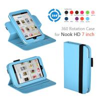 Cheap Protective Nook Leather Case Stand wholesale