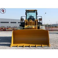 Buy cheap Durable Heavy Construction Equipment High Dump SEM 655D 5t Front End Wheel from wholesalers